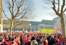 Photo of Metz : une nouvelle manifestation contre la réforme des retraites