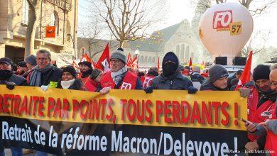 Photo of Réforme des retraites : le Premier ministre Edouard Philippe à Nancy vendredi