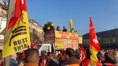 Photo of Manifestation à Metz : parcours et perturbations des bus et Mettis