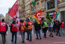 Photo de Réforme des retraites : manifestation à Metz ce jeudi