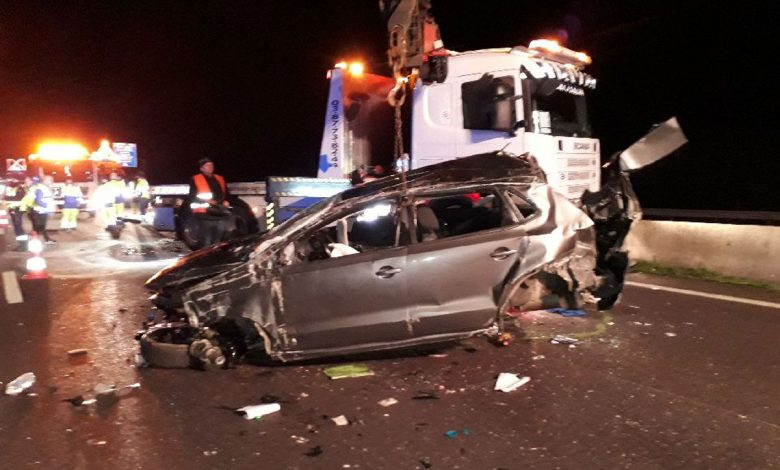 Photo of A31 : 1 mort et 5 blessés dans un violent accident