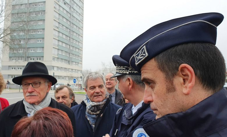 Photo de Fiché S armé d'un couteau à Metz Borny : le point sur la situation