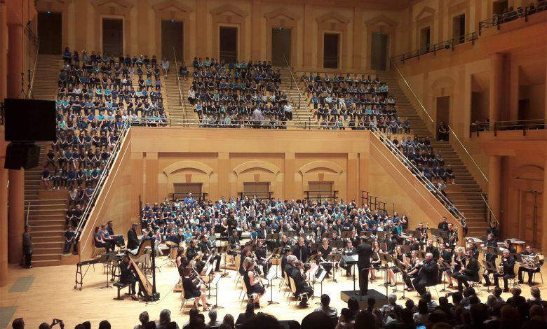 Photo of Cité Musicale à Metz : les concerts reprennent en salle avec un protocole sanitaire strict