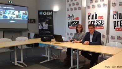 Photo de Metz : #GEN sur le podium des événements business et numérique en France