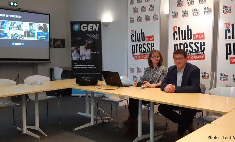 Photo of Metz : #GEN sur le podium des événements business et numérique en France