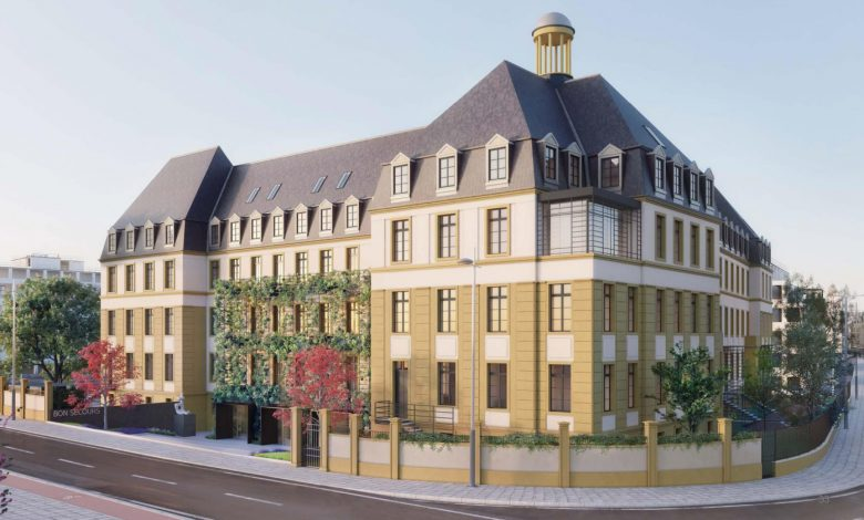 Photo of Îlot de Bon Secours : appartements, duplex, maisons de ville et plateau médical dans le bâtiment historique (images)