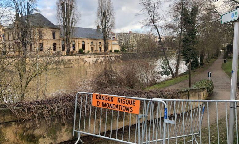 Photo of Cours d'eau en Moselle en vigilances orange et jaune : attention aux inondations