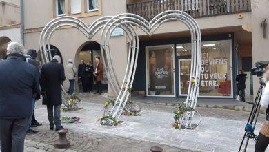 Photo of Inauguration du mémorial de Marie et Mathias à Metz : retour en images