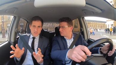 Photo of Candidats, en voiture ! Un tour dans Metz avec Xavier BOUVET – Municipales 2020