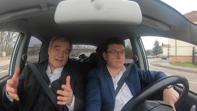 Photo of Candidats, en voiture ! Un tour dans Metz avec Richard LIOGER – Municipales 2020
