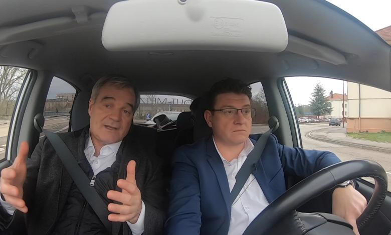 Photo of Candidats, en voiture ! Un tour dans Metz avec Richard LIOGER – Municipales 2020