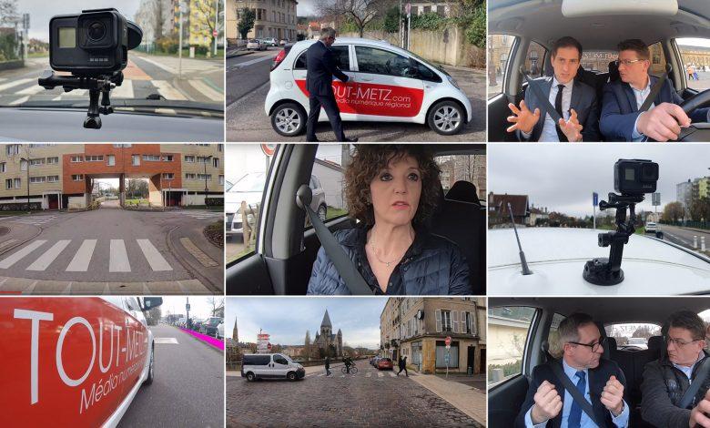 Photo de Municipales 2020 à Metz en voiture : 10 vidéos originales pour les indécis