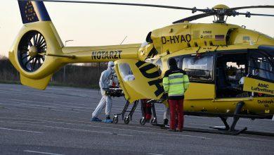Photo of Coronavirus : les 1ers patients héliportés de Metz vers l'Allemagne (photos et vidéo)