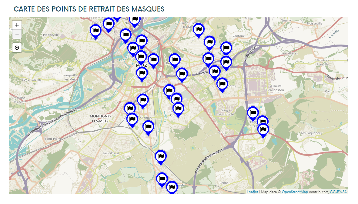 Photo of Metz : voici comment retirer son masque de protection