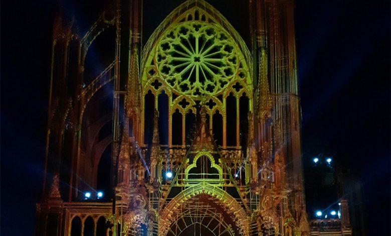 Photo de Metz : le mapping estival de la cathédrale sur la sellette