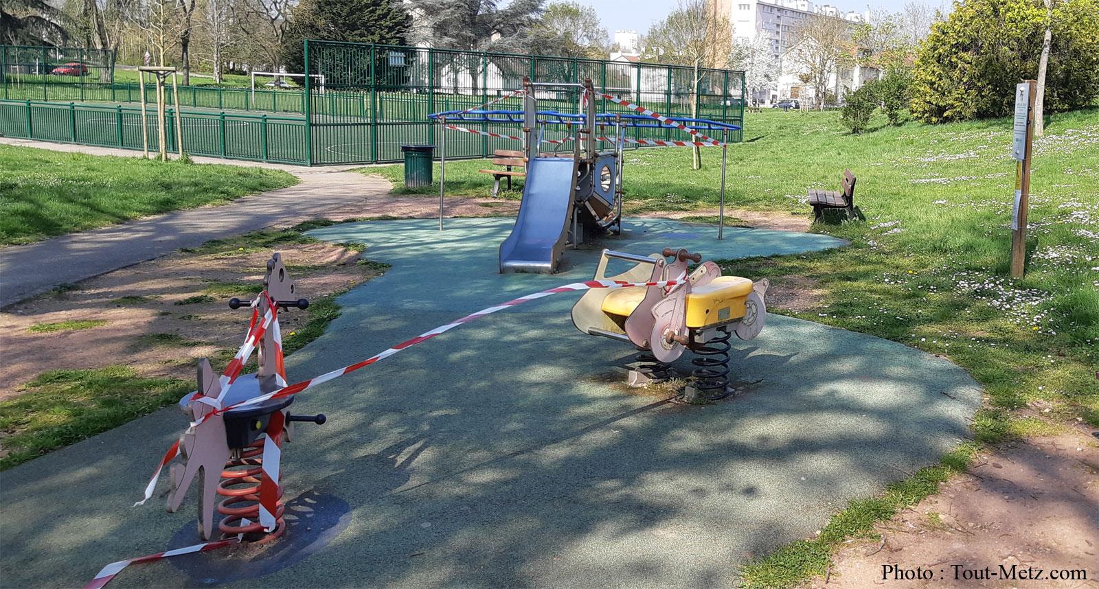 Photo of Moselle : parcs, plans d'eau et parcours de santé interdits les week-ends