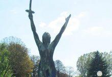 Photo of Une grande statue de bronze mesurant exposée en extérieur volée à Longeville lès Metz