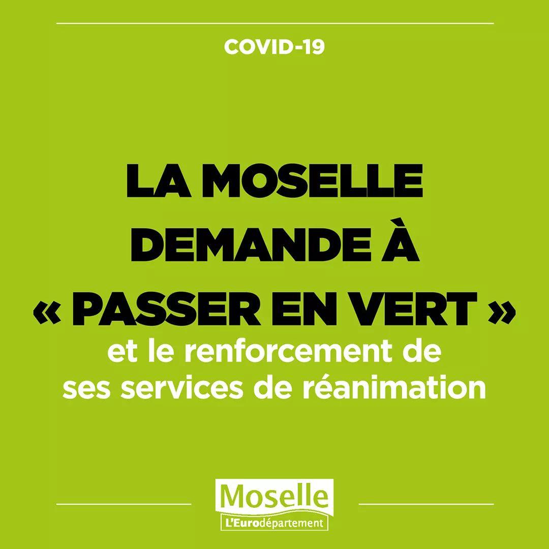 Photo of La Moselle veut passer en vert, et disposer d'une dotation équitable de lits de réanimation