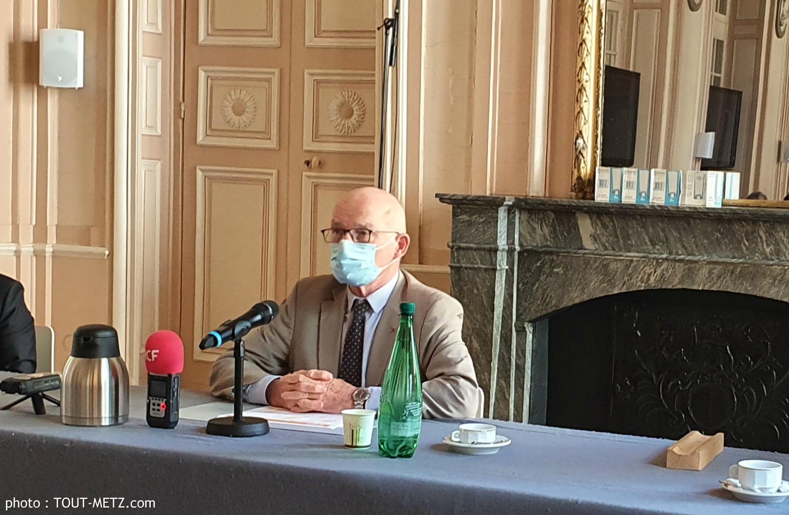 Photo of Pas de port obligatoire du masque dans les rues de Metz