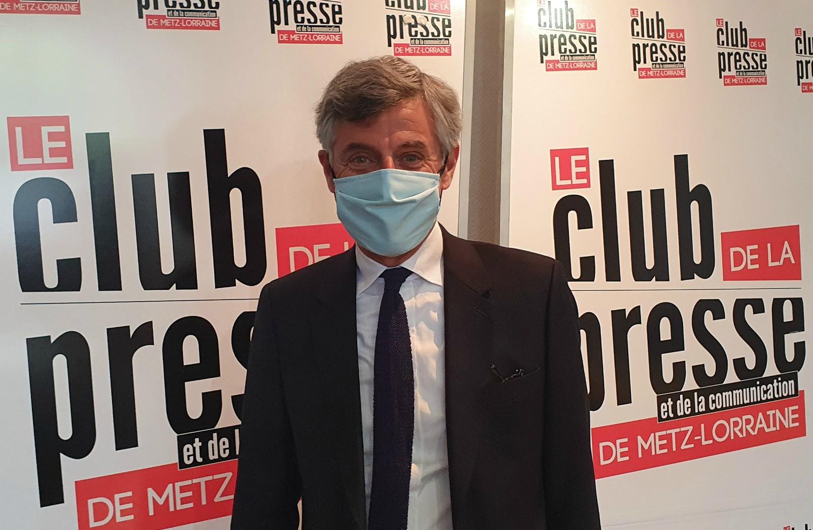 Photo de Tous les masques de protection adulte sont arrivés à Metz Métropole