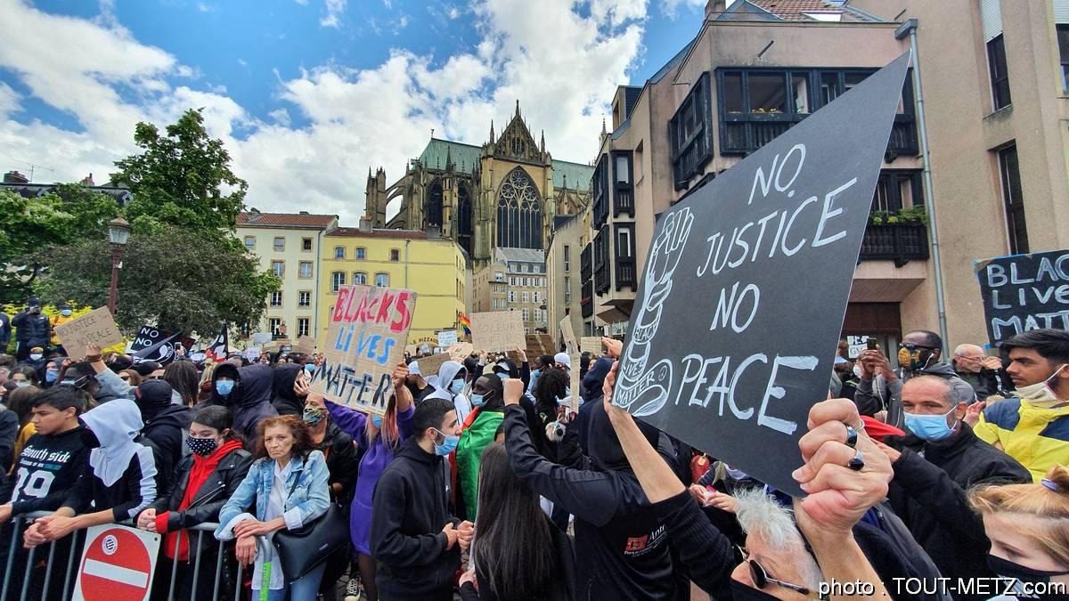 Photo de Metz : le préfet interdit toute manifestation ce week-end