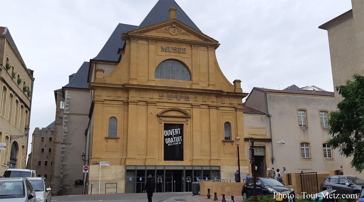 Photo of Réouverture du Musée Cour d'Or à Metz : un parcours repensé, sous contrôle