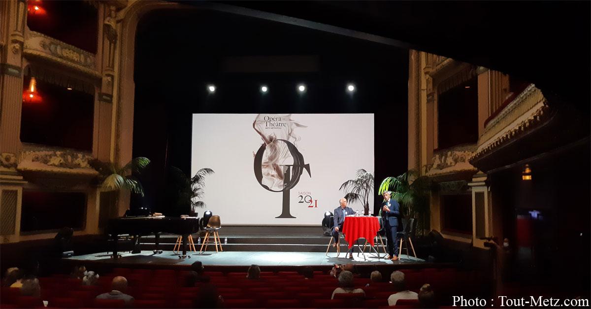 Photo of Metz : l'Opéra-Théâtre dévoile sa saison 2020/2021