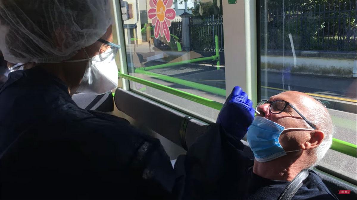 Photo de Covid-19 : 2 journées de dépistage gratuit à Metz