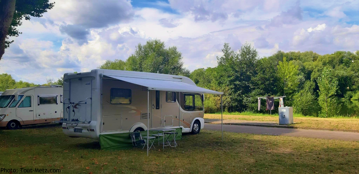 Metz : le camping prêt à accueillir les touristes pour sa saison 2021