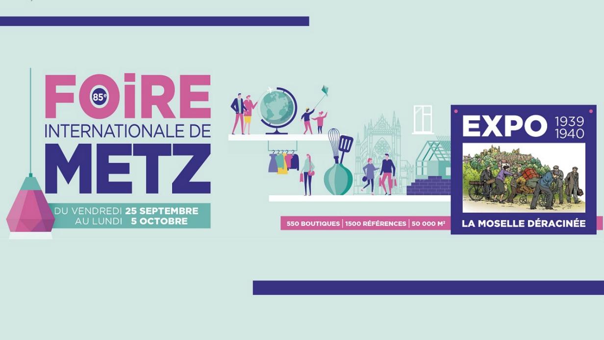 La FIM, toute une histoire ! | Foire de Metz