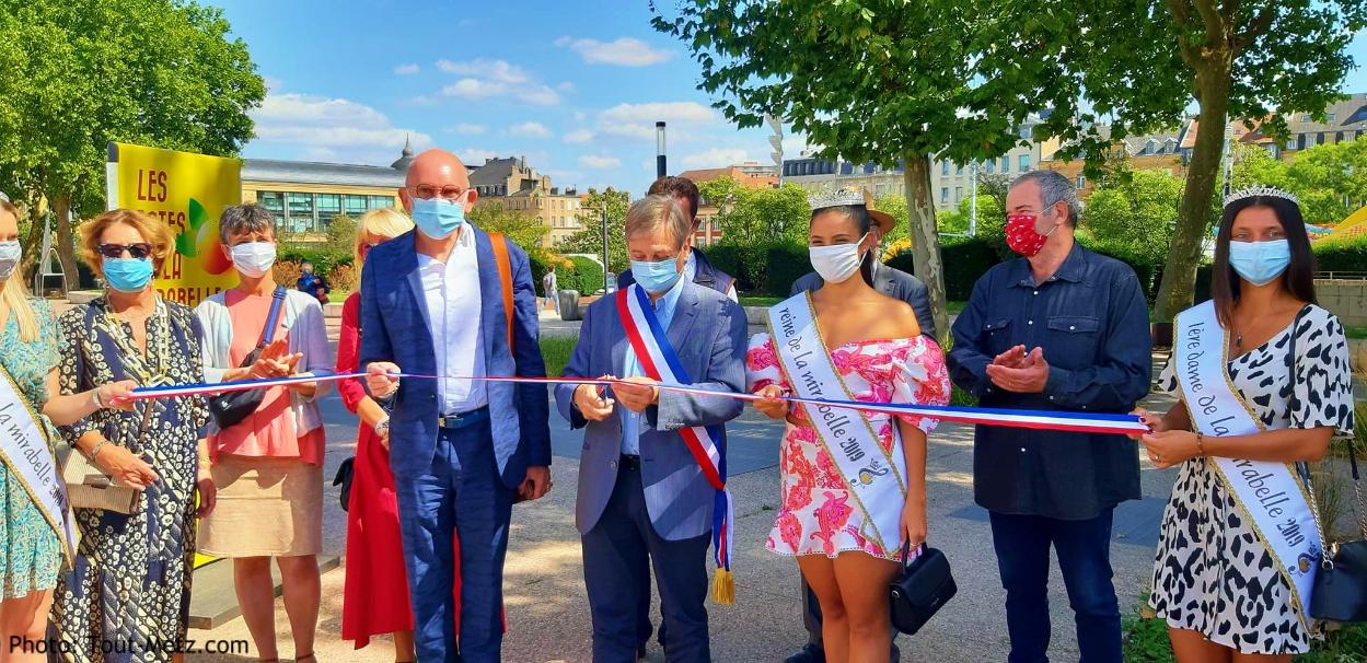 Photo de Fêtes de la mirabelle à Metz : le marché des saveurs et des arts est ouvert