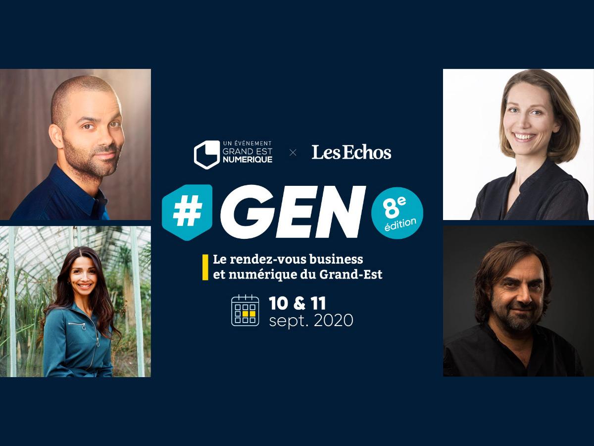 Photo de #GEN : Tony Parker et André Manoukian à Metz les 10 et 11 septembre 2020