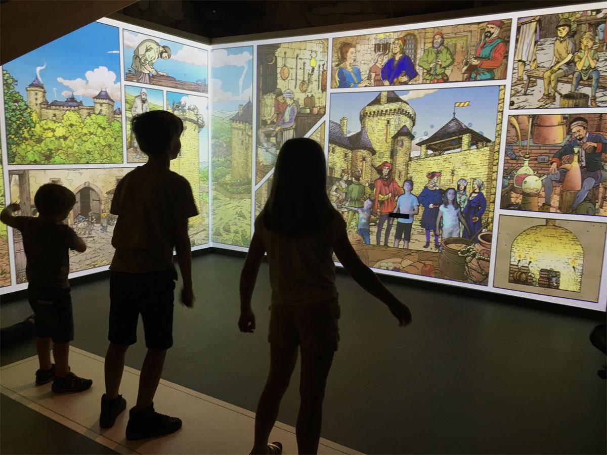 Photo de Château de Malbrouck : une nouvelle animation en réalité virtuelle
