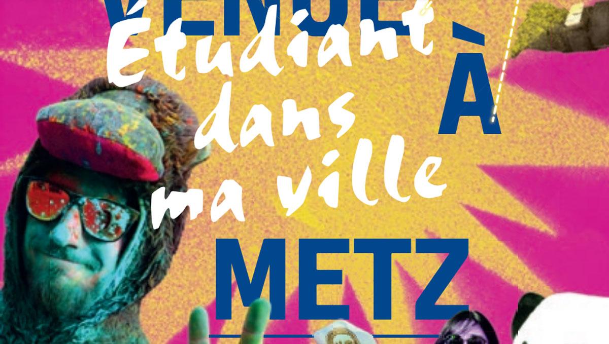 Photo de Metz : concerts, escape game, expositions… rentrée festive et solidaire pour les étudiants