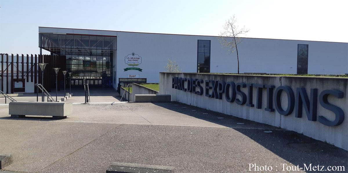 Photo de Foire Internationale de Metz : masque obligatoire autour du site