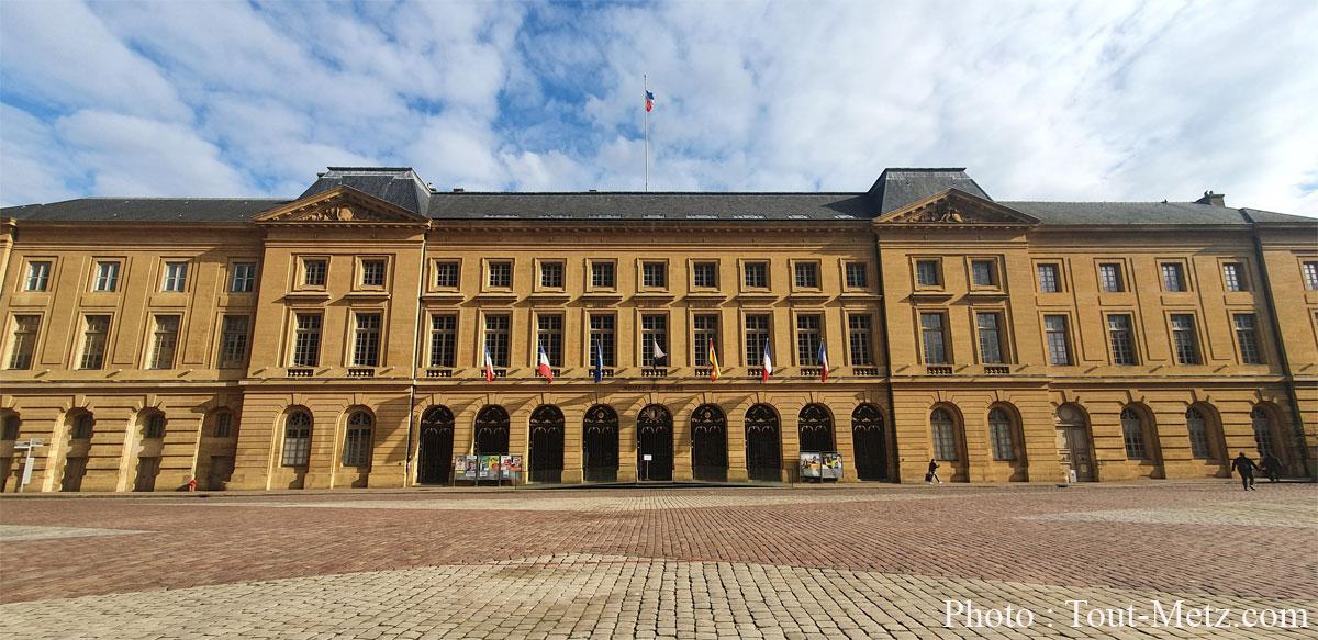 Photo de Le Ministre délégué chargé des Comptes publics en visite à Metz