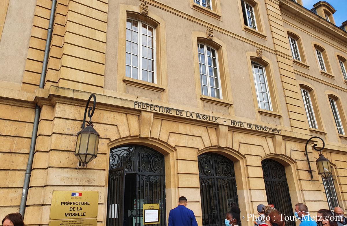 Photo de Journées du patrimoine à Metz : le bureau du préfet est ouvert dimanche