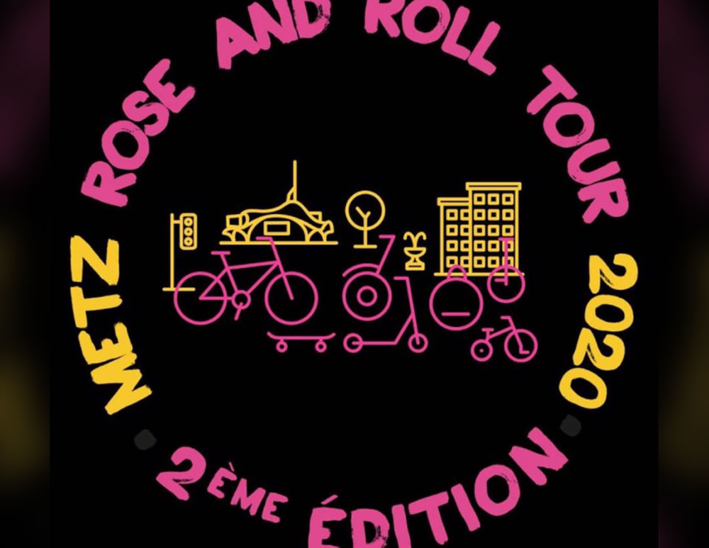 Photo de Metz Rose and Roll Tour : rouler pour lutter contre le cancer du sein