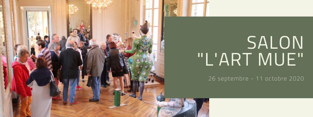 Photo de Salon l'Art Mue à Montigny-lès-Metz : l'exposition est maintenue