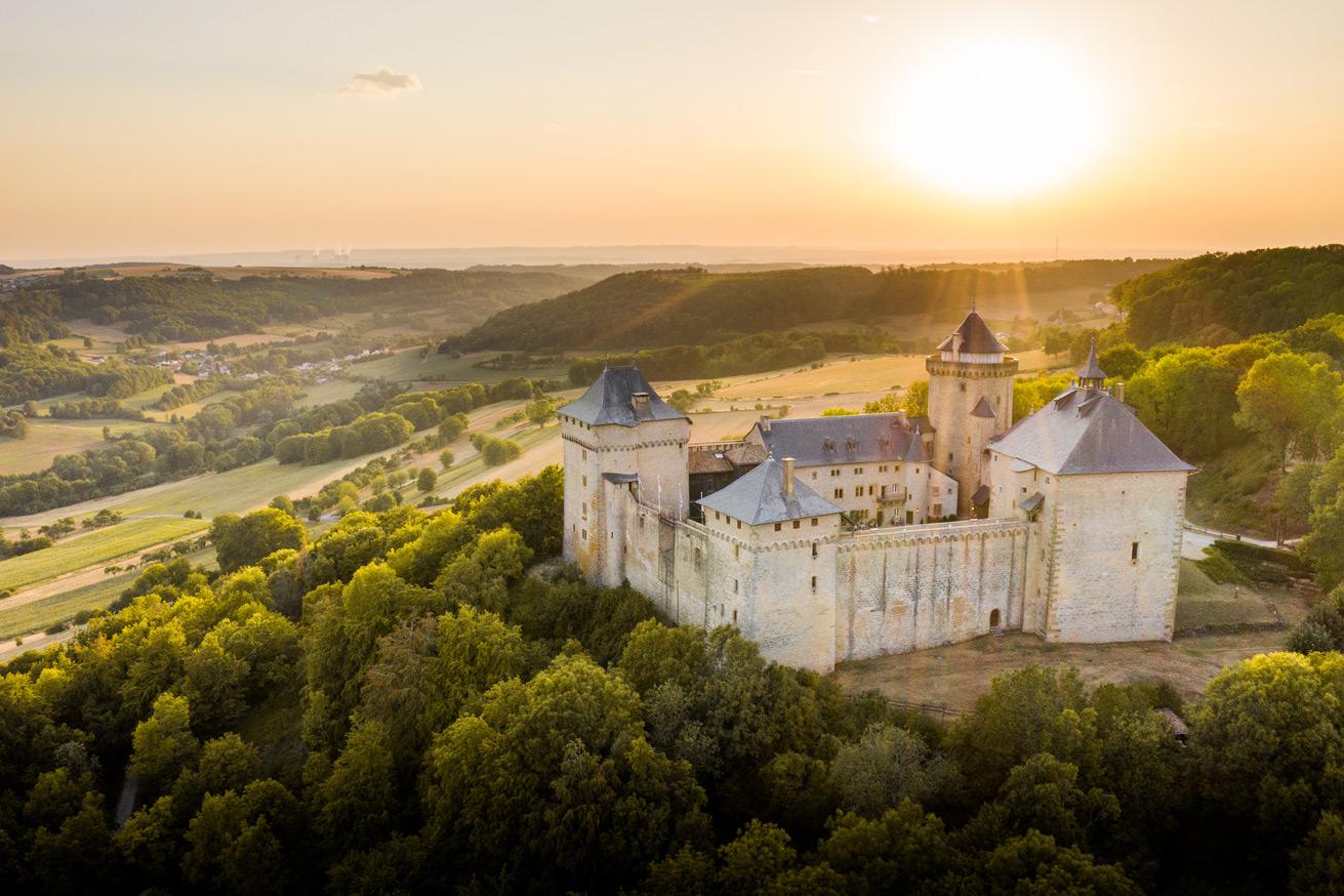 Château de Malbrouck - Manderen