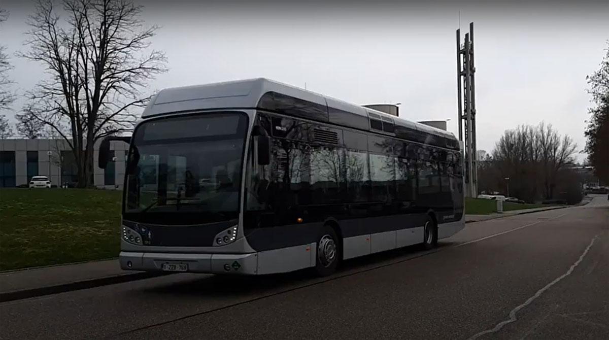 Projet de bus à hydrogène : l'Eurométropole de Metz se lance et s'associe