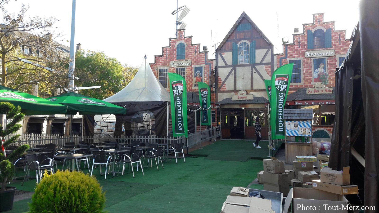 La Fête de la bière revient à Metz